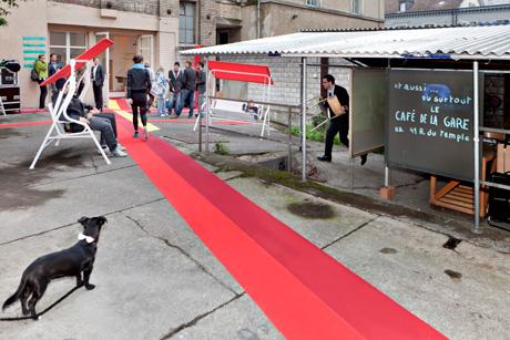Opening scene emyl innenarchitektur und szenografie basel for Master innenarchitektur schweiz